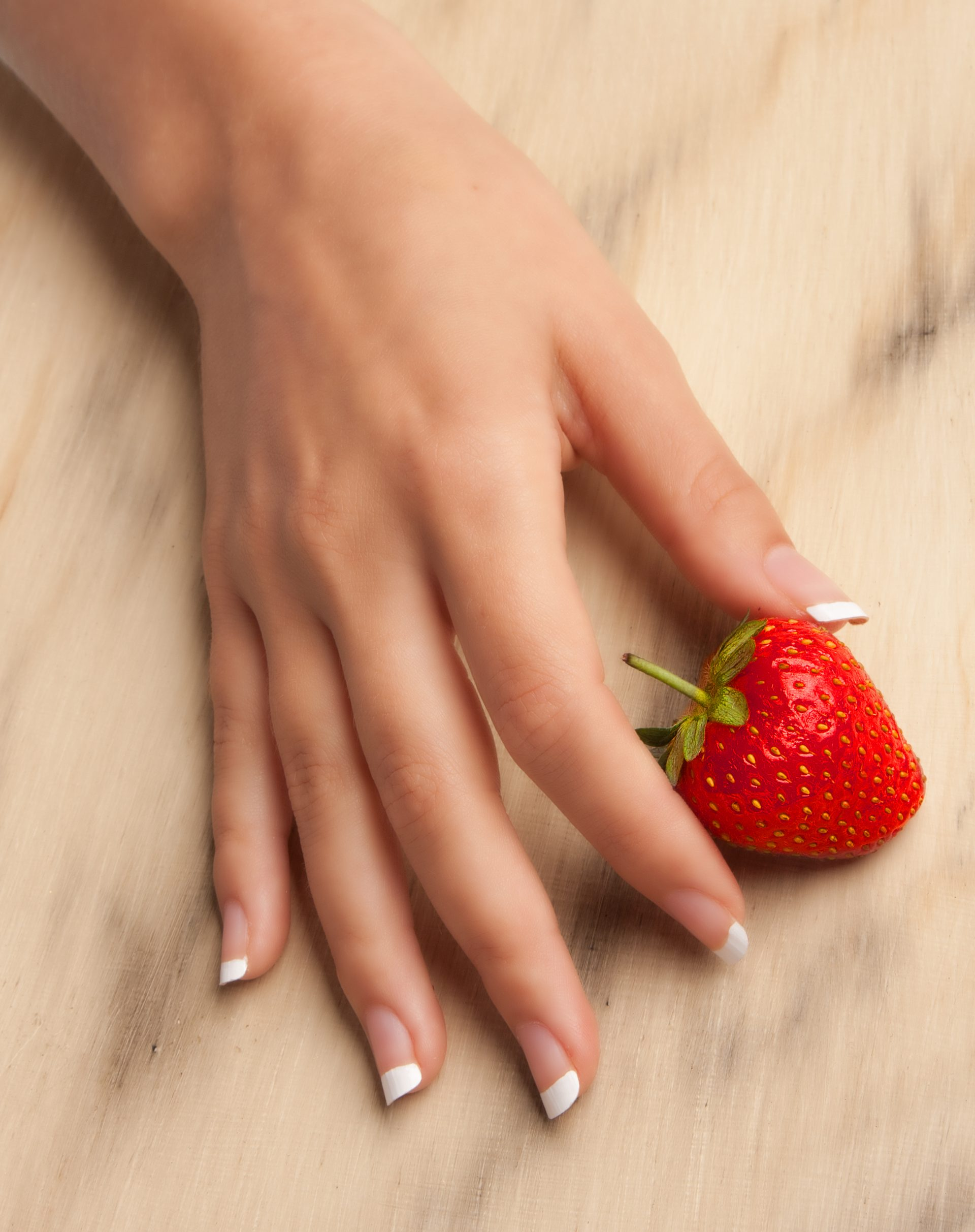 Cookery Hand Modelling