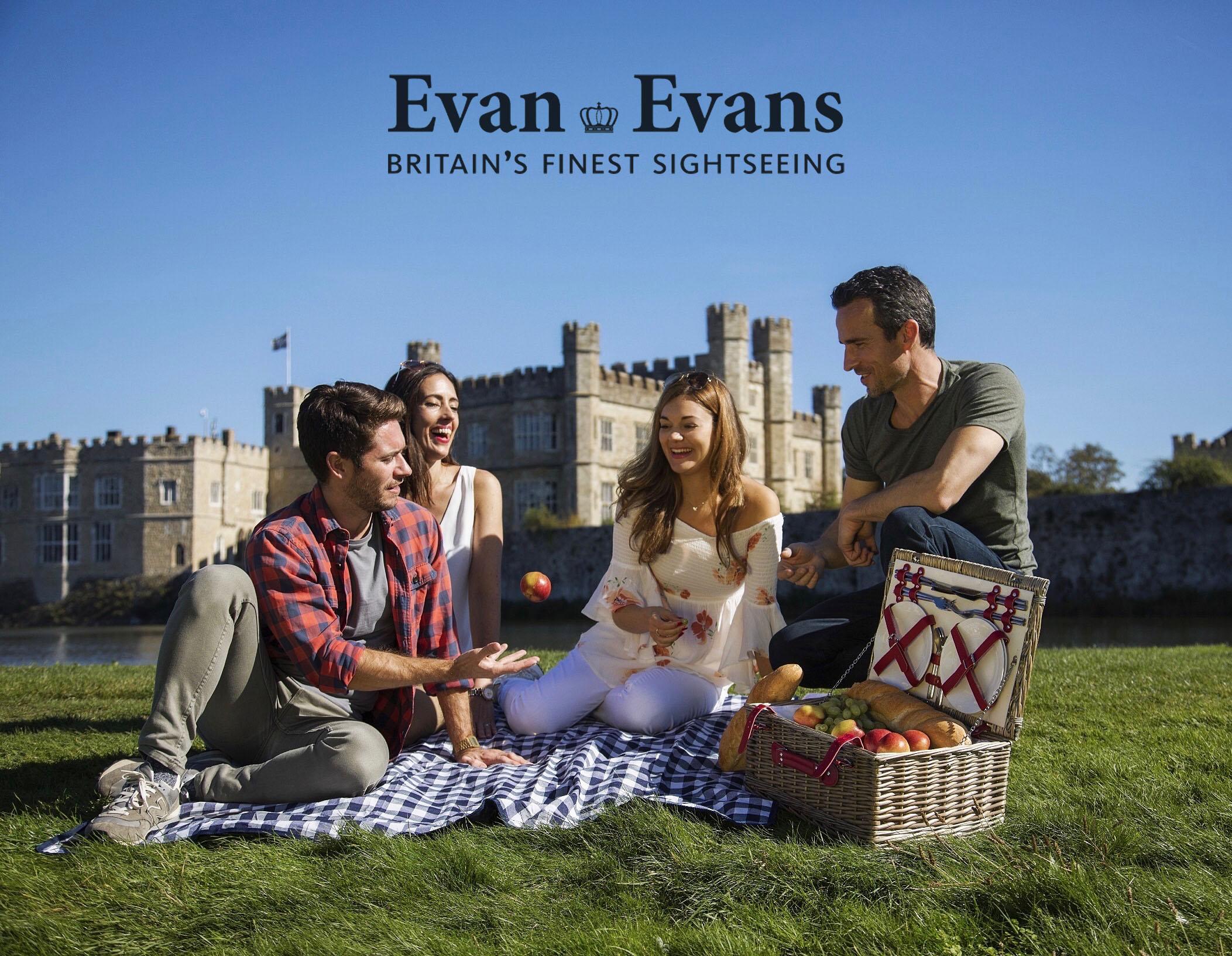 Shoot for Evan Evans Tours