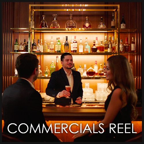 Commercials Reel