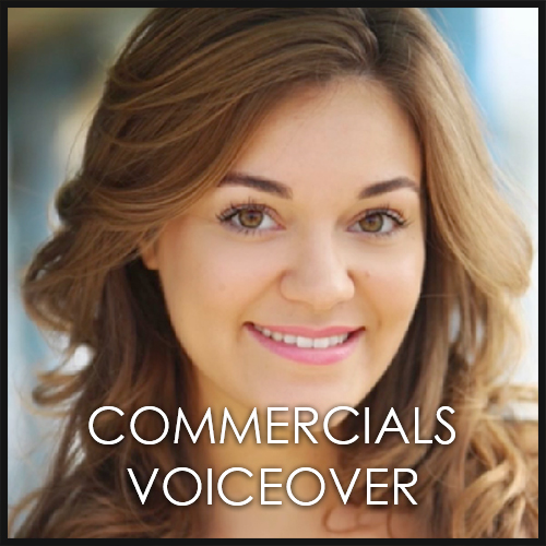 Commercials Voiceover